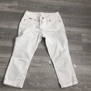 The limited crop jean